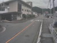 安芸太田町役場前